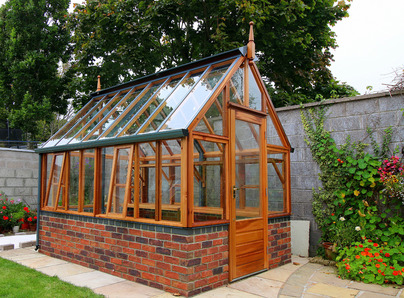 RHS Hyde Hall Greenhouse installation in  Cork