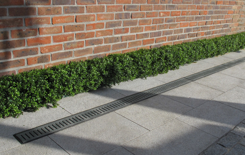 Small synthetic Box Hedging - ideal for a hardy simple border