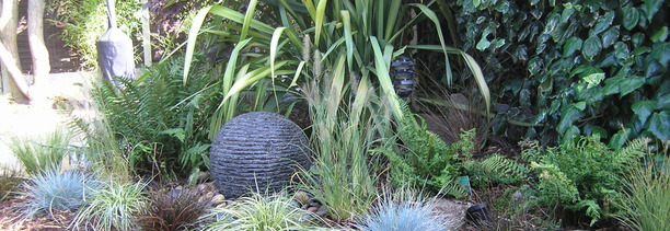 Granite Sphere Water Features - on sale now at GardenStudio, Tel 087-2306 128.