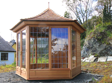 Superb handcrafted custom made timber Garden Buildings & Summerhouses | Cork, Ireland