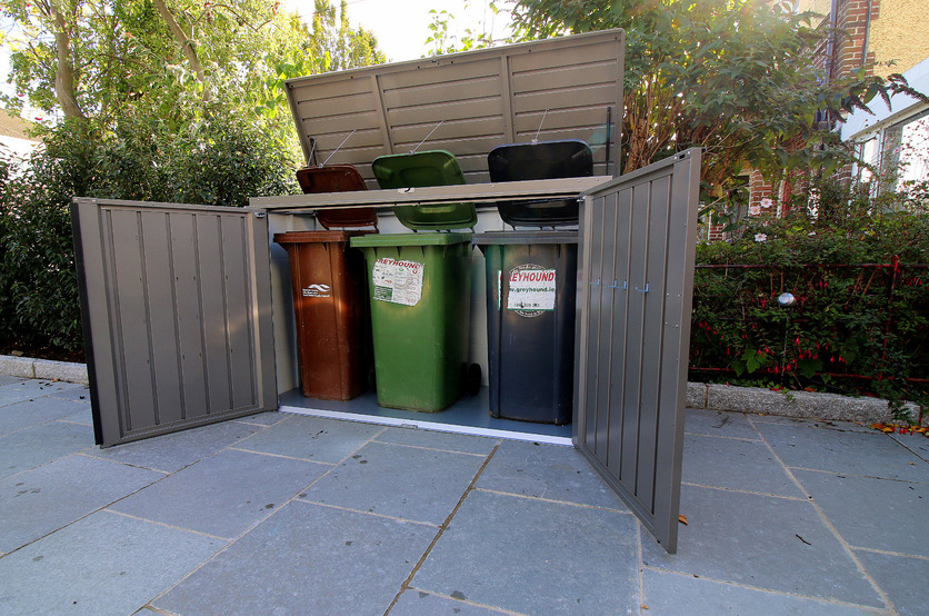 Biohort HighBoard 200 Wheelie Bin Storage Unitt