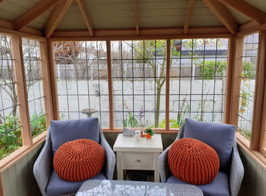 Timber Summerhouse Terenure | Full custom build specification