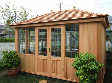 Bespoke Garden Room | Ideal Extra Space for more enjoyment | Owen Chubb