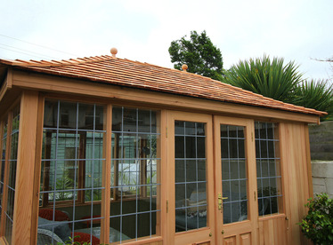 Superior Garden Buildings | Supplied + Fitted in Terenure, Dublin 6W