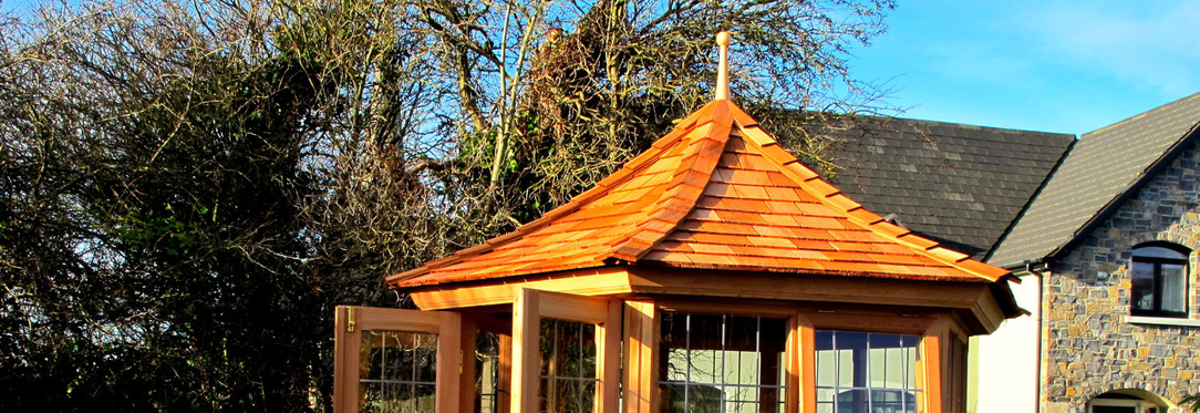Victorian Garden Buildings supplied & fitted throughout Ireland