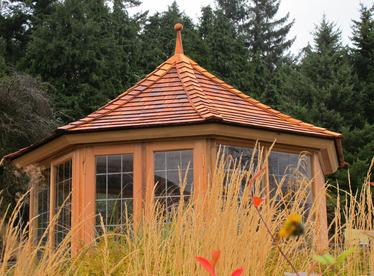 Bespoke Garden Building | Rocky Valley, Co Wicklow | Owen Chubb Garden Landscapers