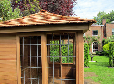Garden Room | Garden Summerhouse installation | Ballsbridge, Dublin 4