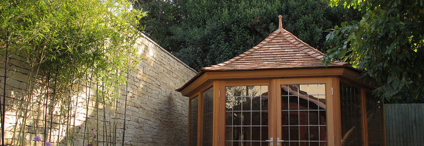 Garden Summerhouses - superb buildings from Victorian Garden Buildings