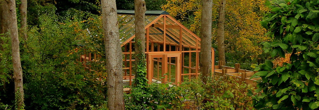 Classic Timber Greenhouses - a superior & natural choice. Supplied + Fitted in Ireland.